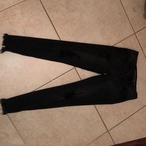 Very cute black American Eagle jeans :)